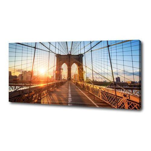 Foto obraz na płótnie Most Brookliński
