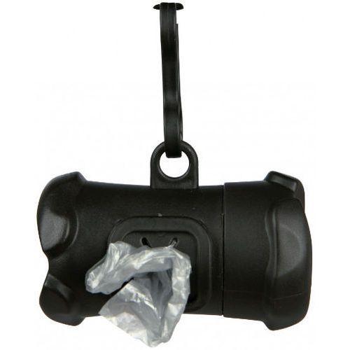 pojemniczek plastikowy z workami na psie ekskrementy nr kat. 22846 marki Trixie