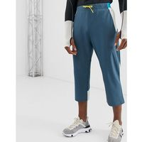 ASOS 4505 stretch woven 3/4 length jogger with bonded panels - Multi, w 5 rozmiarach