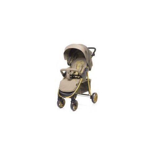 4baby Wózek spacerowy rapid premium gold - 4 baby