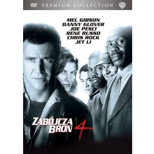 Zabójcza Broń 4 (DVD) Premium Collection z kategorii Sensacyjne, kryminalne