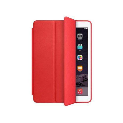 Etui Smart case do iPad Pro 9.7 Czerwone - Czerwony, kolor czerwony