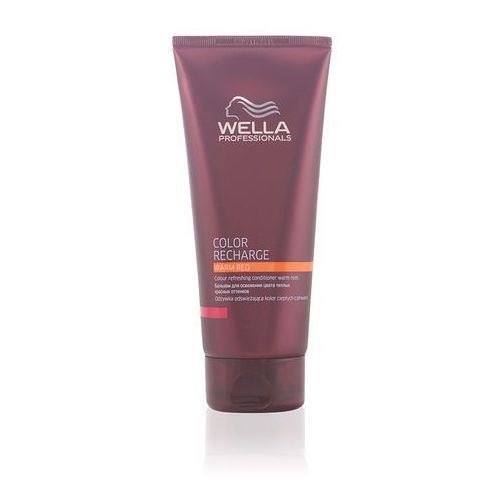 Wella  color recharge warm red conditioner 200ml w odżywka do włosów (4015600252908)