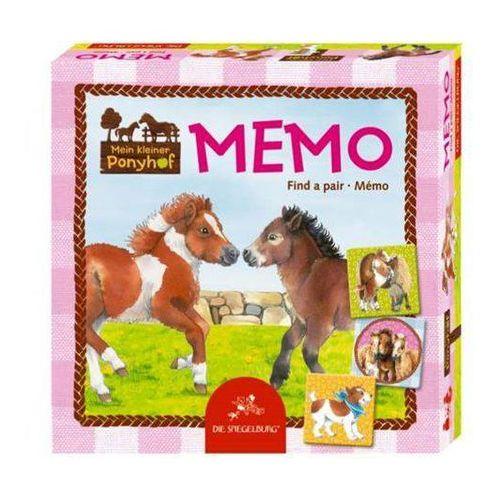 Spiegelburg Gra pamięciowa koń mój przyjaciel pony (4029753121363)