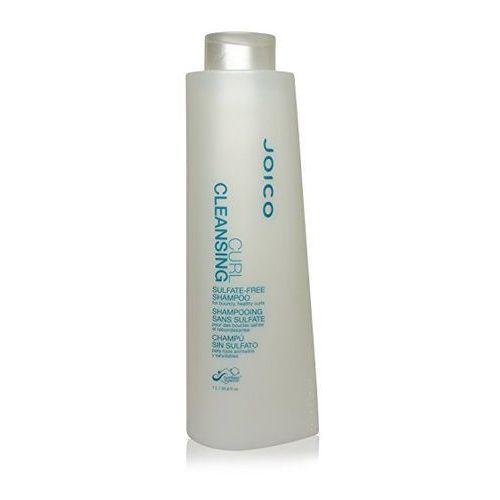 curl cleansing | szampon bez siarczanów do włosów kręconych 1000ml marki Joico