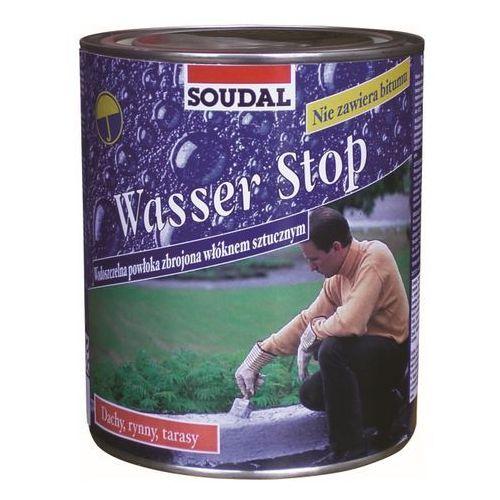 Powłoka do impregnacji dachów Soudal Wasser Stop 4 kg, 104732