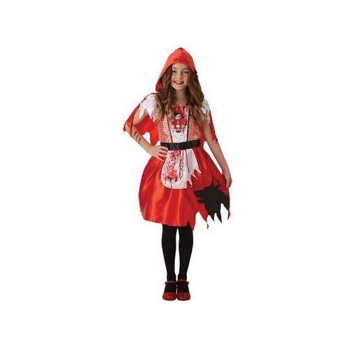 Rubies Kostium zakrwawiony czerwony kapturek dla dziewczynki - 9-10 lat