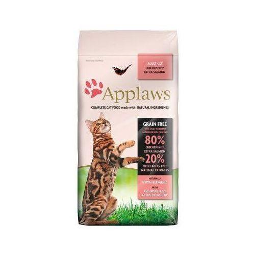 Applaws cat adult chicken & salmon 2kg (5060122491433)