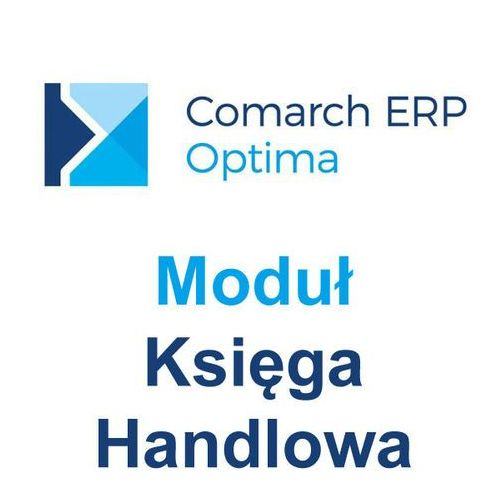 Comarch ERP Optima Moduł Księga Handlowa