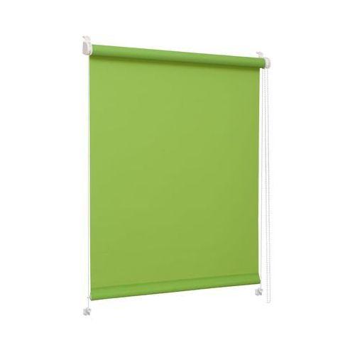 Roleta okienna MINI 52 x 160 cm zielona INSPIRE