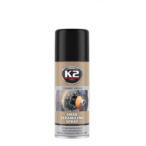 Smar ceramiczny do śrub oraz połączeń 400 ml aerozol marki K2