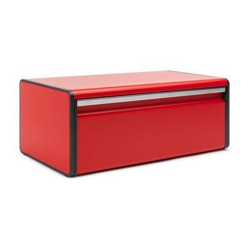 - chlebak prostokątny - czerwony passion - czerwony marki Brabantia