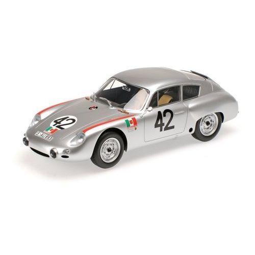 MINICHAMPS Porsche 356 B 1600 GS Carrera (4012138128057)