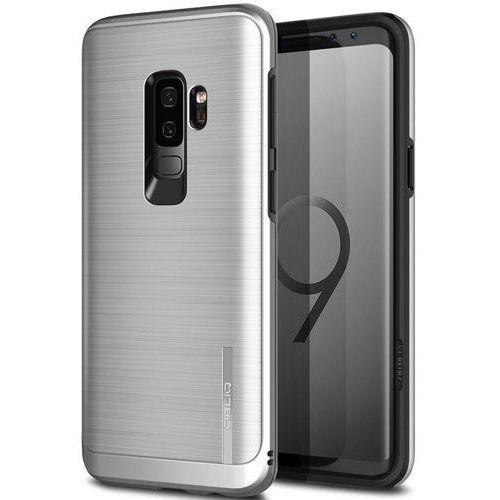 Obliq Slim Meta - Etui Samsung Galaxy S9+ (Satin Silver), kolor szary