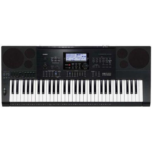 ctk-7200 - keyboard + instrukcja pl marki Casio