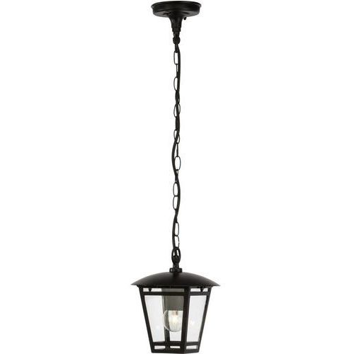 Brilliant Lampa zewnętrzna wisząca riley 42370/06, 1x40 w, e27, ip44, (Øxw) 20 cmx78 cm