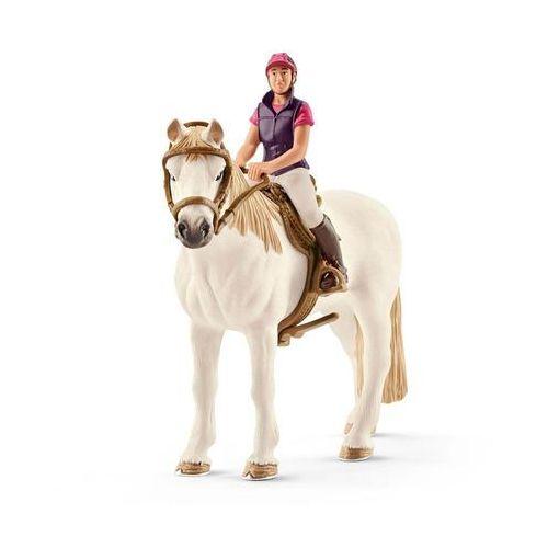 Jeździec rekreacyjny z koniem SLH42359 - Schleich, 9942