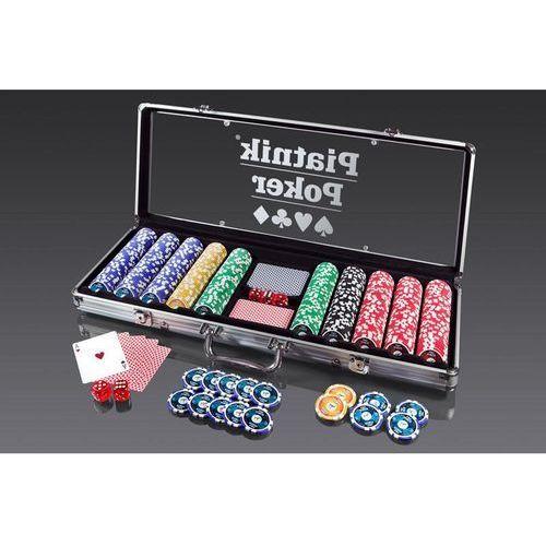 zestaw do pokera 500 żetonów - 9001890790492- natychmiastowa wysyłka, ponad 4000 punktów odbioru! marki Piatnik