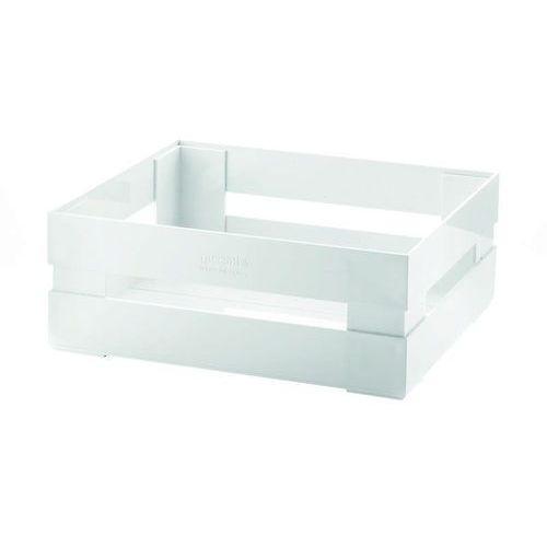 Guzzini - tidy & store - skrzynka kitchen active design duża, biała - biały