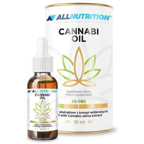 Allnutrition cannabi oil 5% 10ml marki Sfd