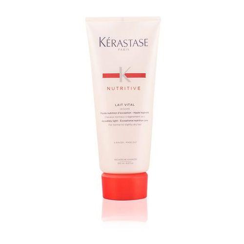 Kerastase Lait Vital - Mleczko proteinowe do włosów lekko suchych, normalnych 200 ml (3474636382699)