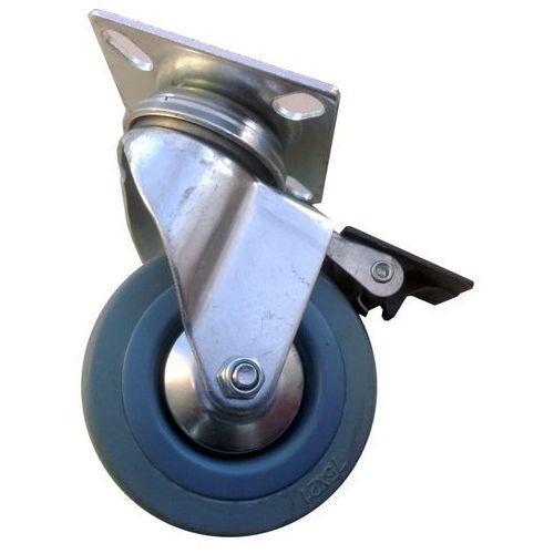 KOŁO 75 mm kółko szare 60 KG hamulec kółka od HABI