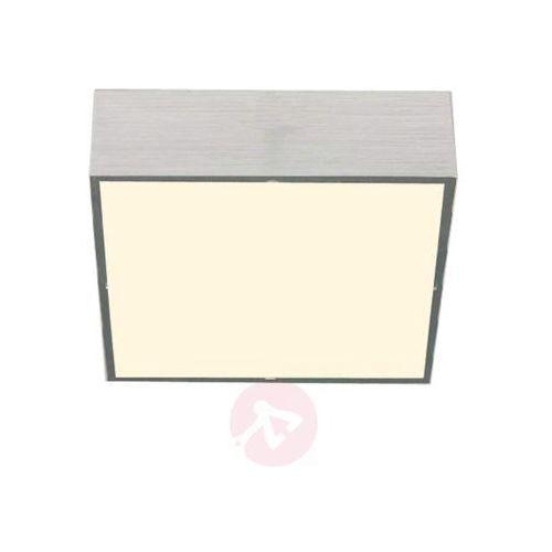 Ujmująca lampa wpuszczana LED POLES ciepło-biała