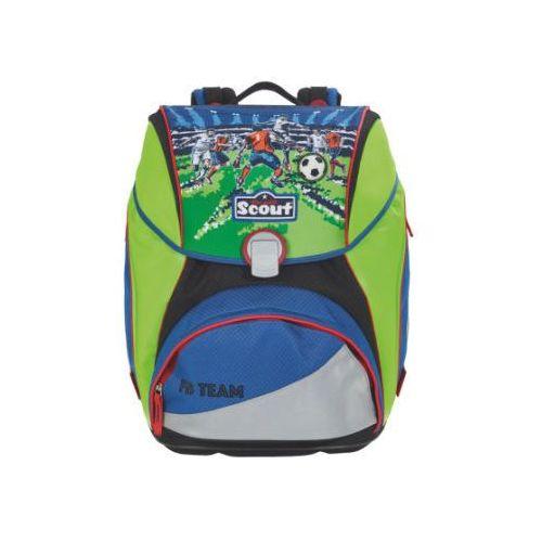 Scout plecak basic alpha - drużyna piłkarska