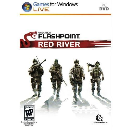 OKAZJA - Operation Flashpoint Red River (PC)