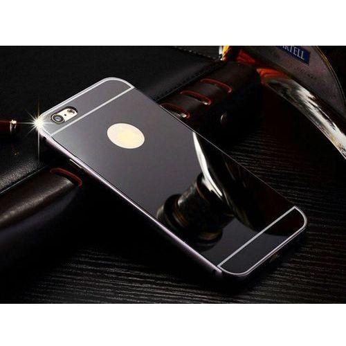 Mirror Bumper Metal Case Szary | Etui dla Apple iPhone 6 / 6S - Szary, kolor Szary
