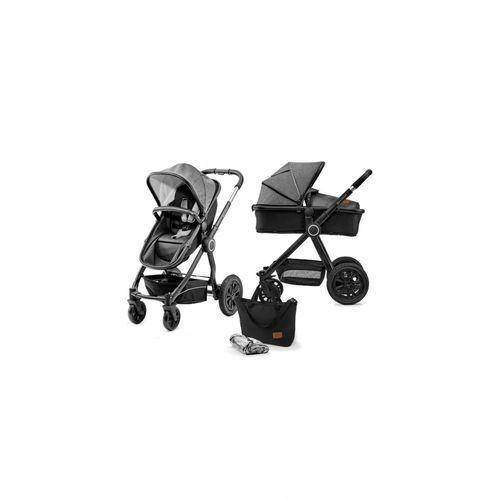 Kinderkraft Wózek wielofunkcyjny 2w1 veo 5y35be