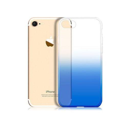 Etui ombre case apple iphone 7 / 8 niebieskie - niebieski marki Alogy