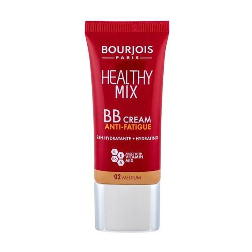 healthy mix anti-fatigue krem bb 30ml 02 medium marki Bourjois paris