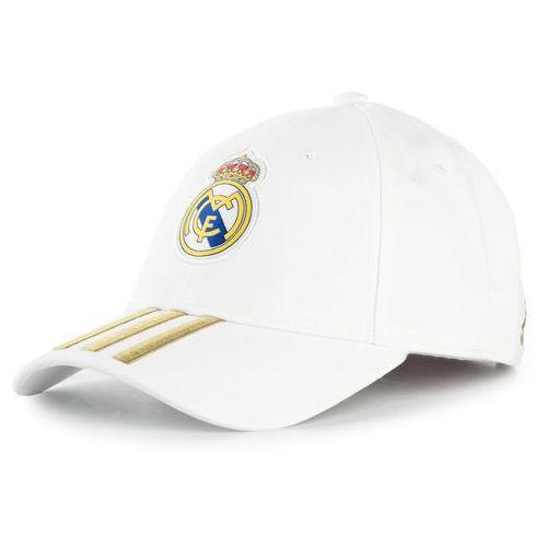 Adidas Czapka z daszkiem - real c40 cap dy7720 white/drfogo