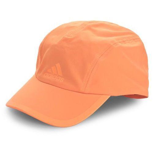 Czapka z daszkiem adidas - R96 Cl Cap CV5086 Hireor/Hireor/Hireor, kolor pomarańczowy