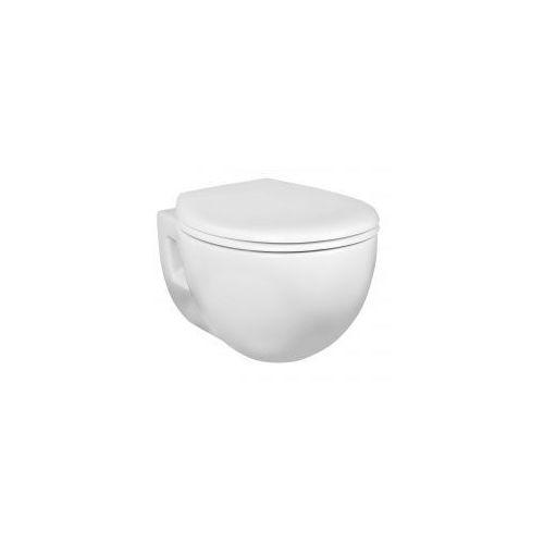 KERRA AMELIA16 Miska WC wisząca + deska duroplast wolnoopadająca