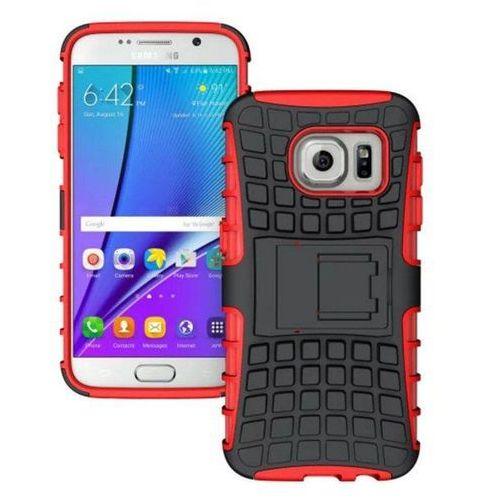 Pancerna obudowa etui Perfect Armor Samsung Galaxy S7 Czerwony - Czerwony