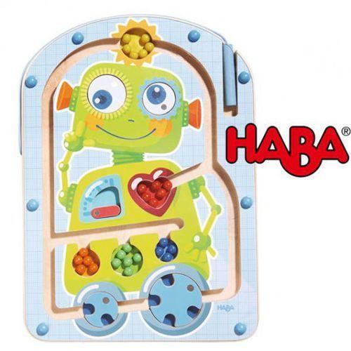 HABA Gra Labirynt Magnetyczny Robot Ron - sprawdź w wybranym sklepie
