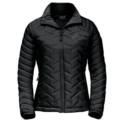 Kurtka icy water women - black, Jack wolfskin