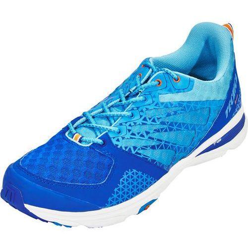 Tecnica brave x-lite buty do biegania mężczyźni niebieski uk 8 | 42 2017 buty trailowe