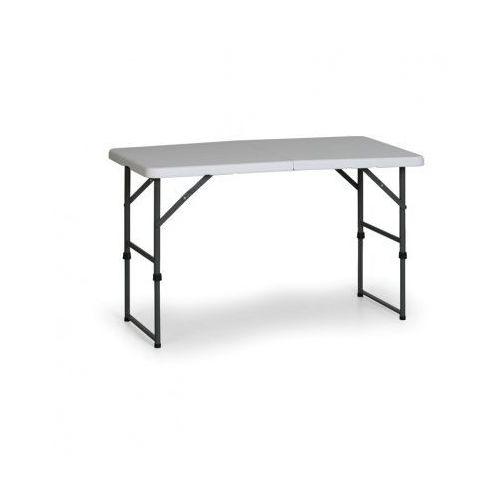 Stół cateringowy 1220x610 mm, składany blat stołu
