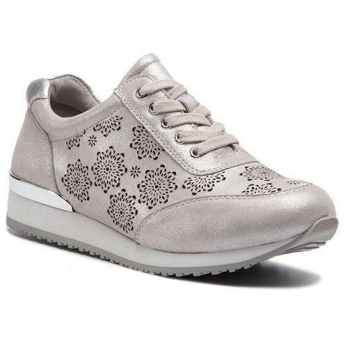 Sneakersy CAPRICE - 9-23602-22 Silver Comb 943