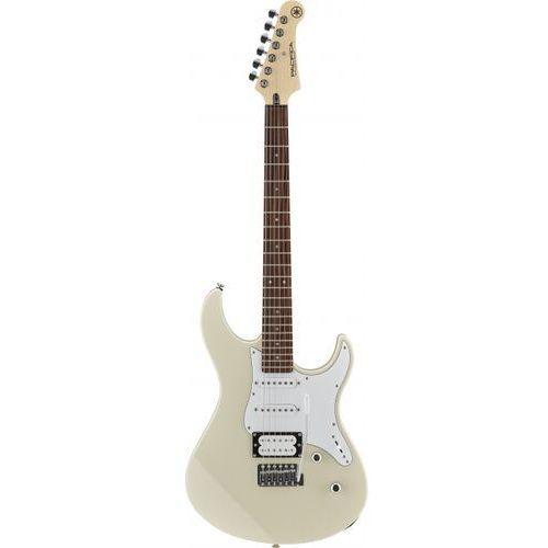 pacifica 112v vw gitara elektryczna, vintage white marki Yamaha