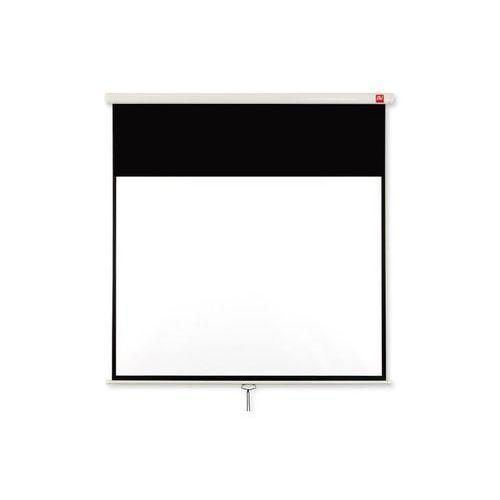 AVTek Ekran ścienny ręczny Video 240, 4:3, 230x172.5cm, powierzchnia biała, matowa, 136882