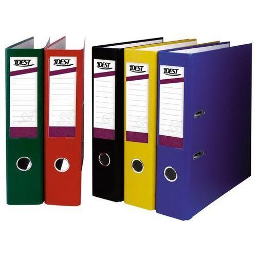 Segregator Idest ekonomiczny A4 75 mm, żółty - Porady, wyceny i zamówienia - sklep@solokolos.pl - Tel.(34)366-72-72 - Autoryzowana dystrybucja - Szybka dostawa