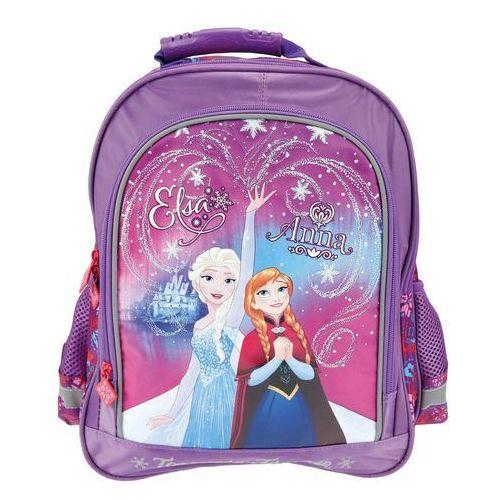 Plecak szkolny Frozen Kraina Lodu 2016 + zakładka do książki GRATIS, 5701359750640