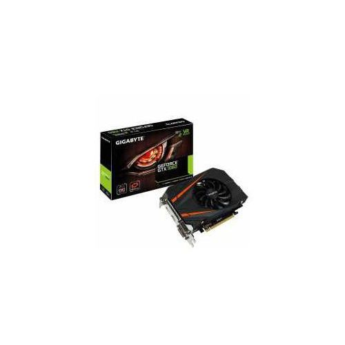 Karta graficzna Gigabyte GeForce GTX 1060 Mini OC 6GB GDDR5 (192 Bit) 2xDVI-D, HDMI, DP, BOX (GV-N1060IXOC-6GD) Szybka dostawa! Darmowy odbiór w 20 miastach!, GV-N1060IXOC-6GD