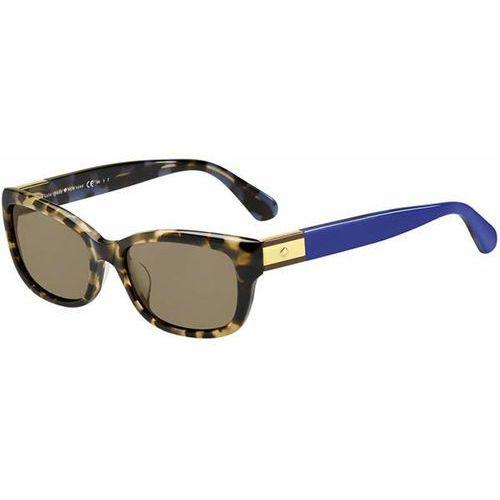 Kate spade Okulary słoneczne marilee/p/s polarized 0ipr/sp