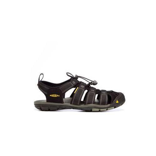 Keen Sandały sportowe clearwater - black/gargoyle