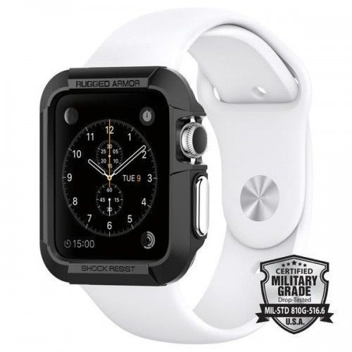 Spigen sgp  rugged armor apple watch 1/2 (38mm) black